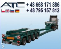 new ATC chassis semi-trailer