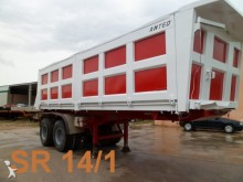 used Anteo tipper semi-trailer