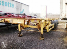 used Castera container semi-trailer
