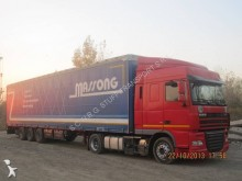 semiremorca cu prelata si obloane camion cu prelata culisanta si obloane Berger second-hand