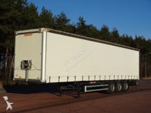 used Fruehauf refrigerated semi-trailer