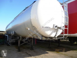 used Loheac oil/fuel tanker semi-trailer