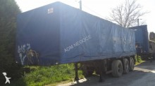 Kaiser reel carrier tautliner semi-trailer