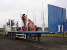 new Leciñena flatbed semi-trailer