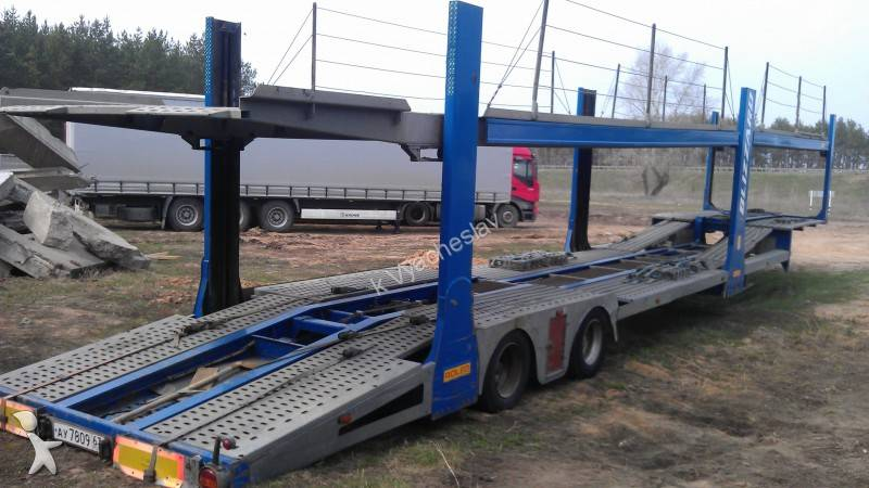 Car Carrier For Sale >> Semirimorchio Rolfo bisarca BLIZZARD usato - n°741155