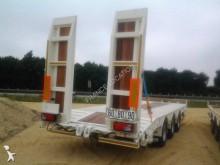 new Verem heavy equipment transport trailer