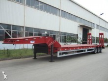 new Cimc flatbed trailer