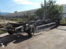 used Zorzi chassis trailer