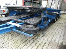 Rolfo heavy equipment transport trailer