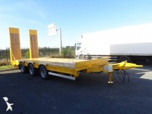 new Castera heavy equipment transport trailer