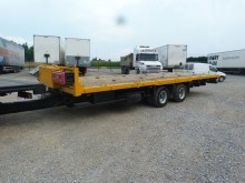 used Fruehauf flatbed trailer