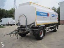 used EKW tanker trailer
