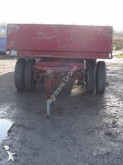 used Robuste Kaiser container trailer