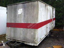used JCR flatbed trailer