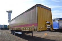 remorca obloane laterale suple culisante (plsc) alte camioane cu prelate culisante Krone second-hand