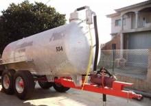 used oil/fuel tanker trailer
