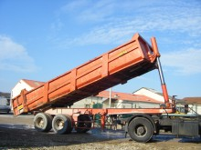 used ACTM tipper trailer