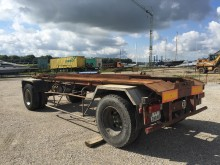 Trailor container trailer