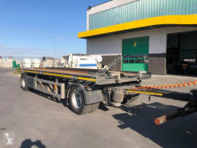 used AJK chassis trailer