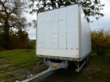 used Trailor moving box trailer