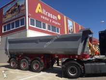 used Gontrailer tipper trailer