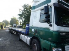 used Pacton flatbed trailer