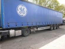 used Van Hool tautliner trailer