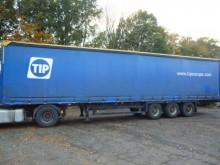 rimorchio Teloni scorrevoli (centinato alla francese) Schmitz Cargobull usato