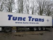 remolque furgón Kögel usado