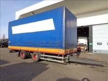 used Kögel tarp trailer