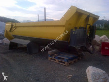 used Marrel tipper trailer