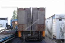 used Castera heavy equipment transport trailer