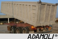 used Adamoli tipper trailer