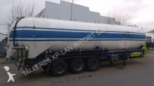 used Parcisa tanker trailer