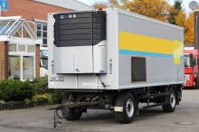 Ackermann mono temperature refrigerated trailer