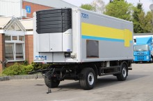 used mono temperature refrigerated trailer