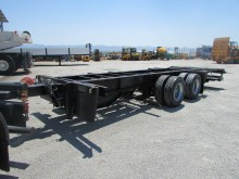 used Pacton chassis trailer