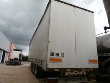 used sliding tarp system tarp trailer
