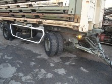 used Lohr hook lift trailer