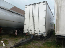used Lecitrailer tautliner trailer