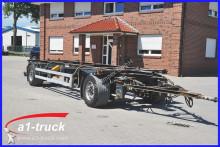 remolque chasis Schmitz Cargobull usado