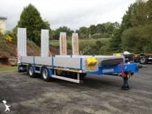new Faymonville heavy equipment transport trailer