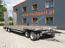 Goldhofer TU 4-32/80 Tieflader trailer