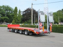 new Royen heavy equipment transport trailer