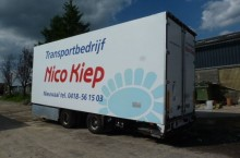 used n/a refrigerated trailer