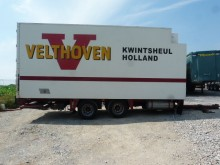 used Groenewegen refrigerated trailer
