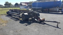 used Louault hook lift trailer