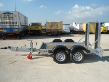 new Ecim heavy equipment transport trailer