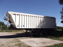 tweedehands aanhanger kipper graantransport