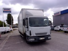 used Iveco box trailer